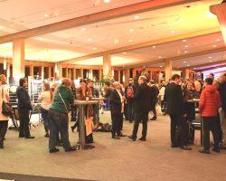 IBK Foyer oben Konzertpause