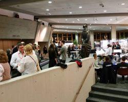 IBK Foyer oben - Konzertpause