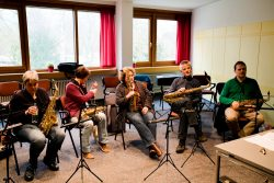 Saxophonworkshop