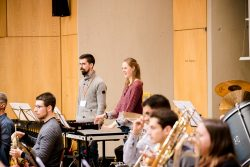 Grand-Ducale als Workshoporchester