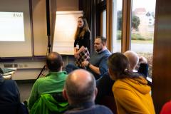 Lauren Lotte Classen spricht über junge Erwachsene in der Vereinsarbeit