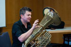 Tuba-Workshop mit Michael Pircher