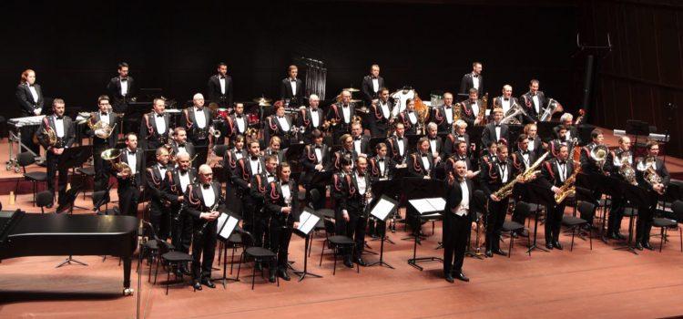 Musique Militaire Grand-Ducale Luxemburg beim IBK!
