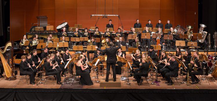 Bläserphilharmonie Baden-Württemberg beim IBK