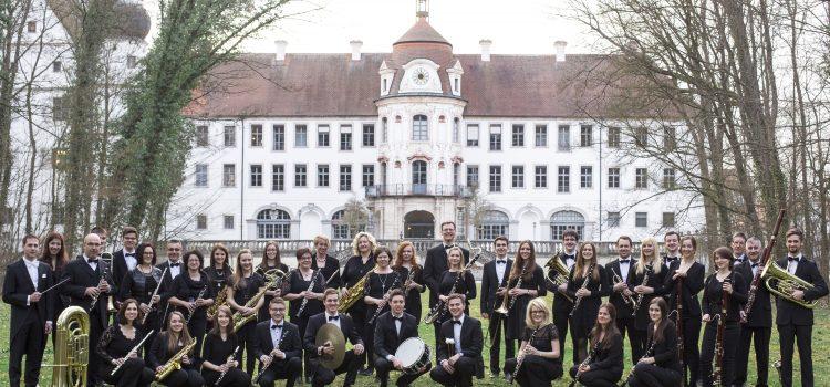 Die Bläserphilharmonie Wertingen beim IBK!