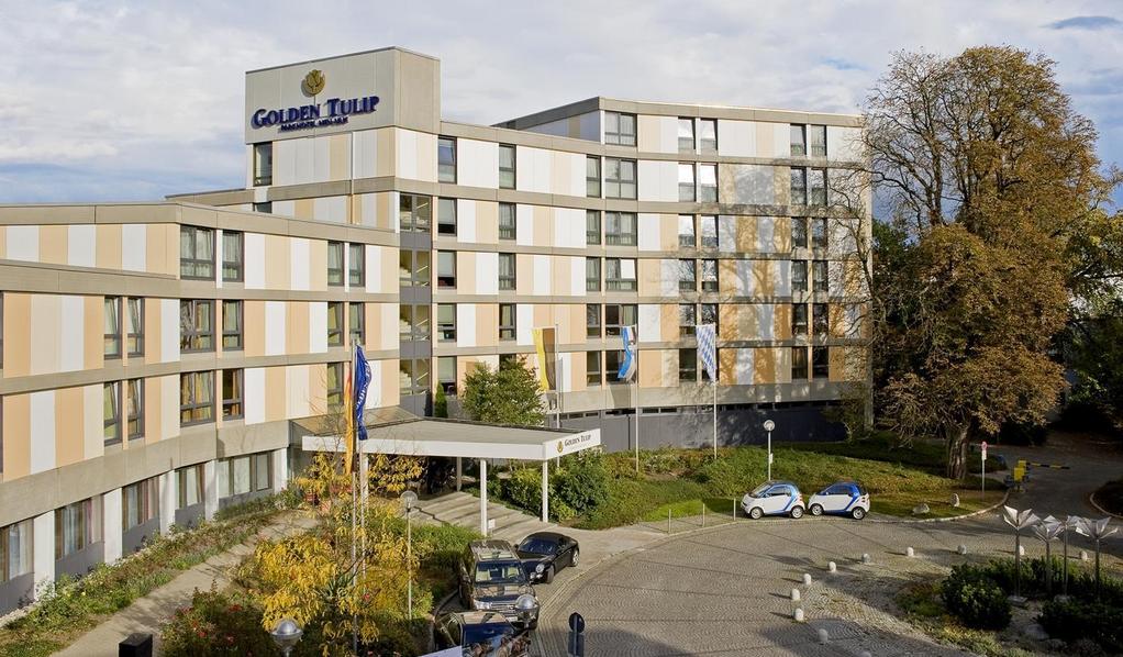 Hotel Golden Tulip Neu-Ulm