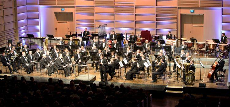 Das Musikkorps der Bundeswehr beim IBK!