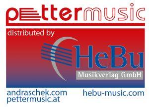 Logo pettermusic