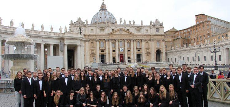 KVJBO Ulm/Alb-Donau eröffnet den ersten Internationalen Blasmusik Kongress