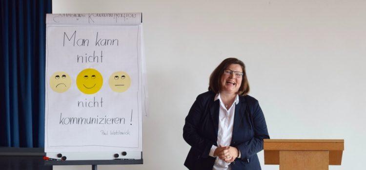 Dozentin beim IBK: Sigrid Baumann