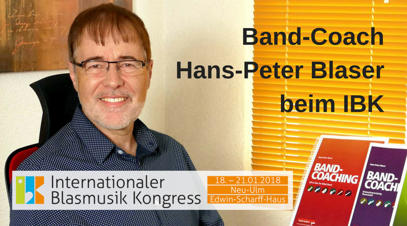 Band-CoachHans-Peter Blaserbeim IBK