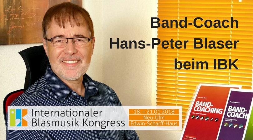 Band-CoachHans-Peter Blaserbeim IBK