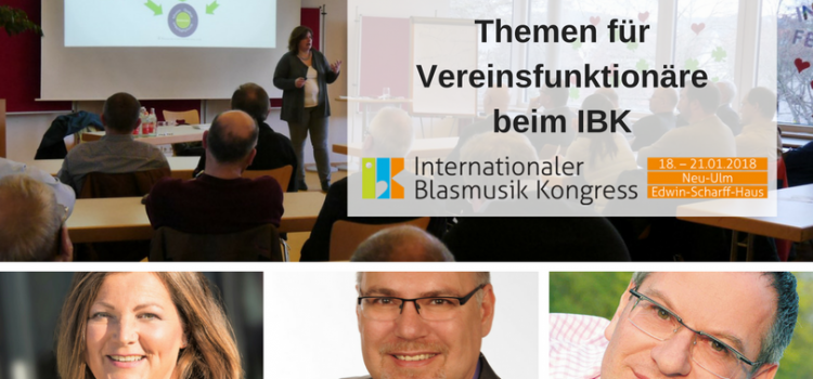 IBK für Vorstände: Impulse für Ihre Vereinsarbeit