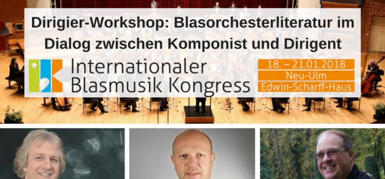 Das besondere Workshopkonzept: Im Dialog zwischen Dirigent und Komponist