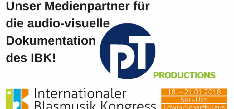 IBK-Medienpartner: PT Productions
