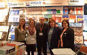 IBK Aussteller Hal Leonard