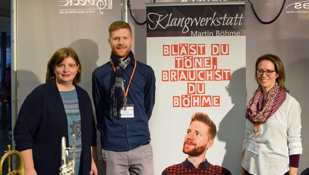 IBK Aussteller Klangwerkstatt Böhme