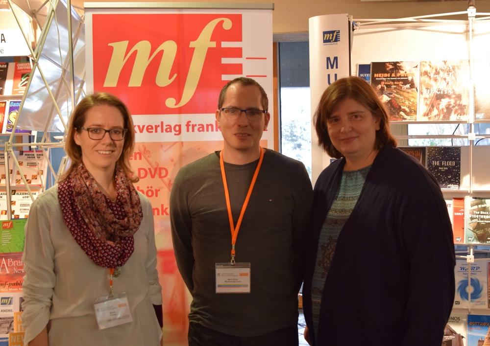 IBK Aussteller Musikverlag Frank