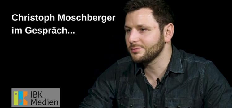IBK Medien: Christoph Moschberger im Gespräch mit Klaus Härtel – Video