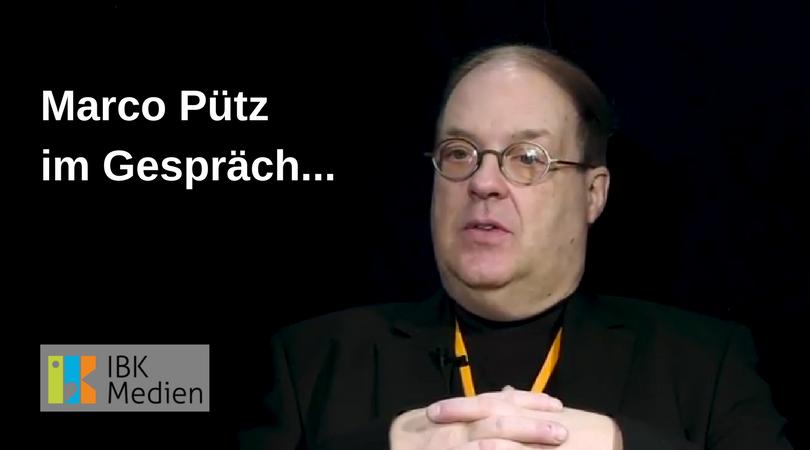 Marco Pütz im Gespräch