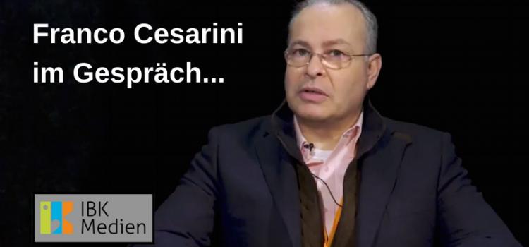 IBK Medien: Franco Cesarini im Gespräch mit Klaus Härtel – Video