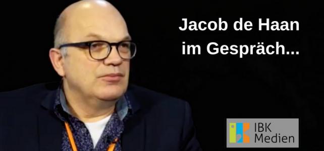 IBK Medien: Jacob de Haan im Gespräch mit Klaus Härtel – Video