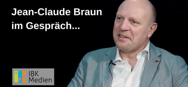 IBK Medien: Jean-Claude Braun im Gespräch mit Klaus Härtel – Video