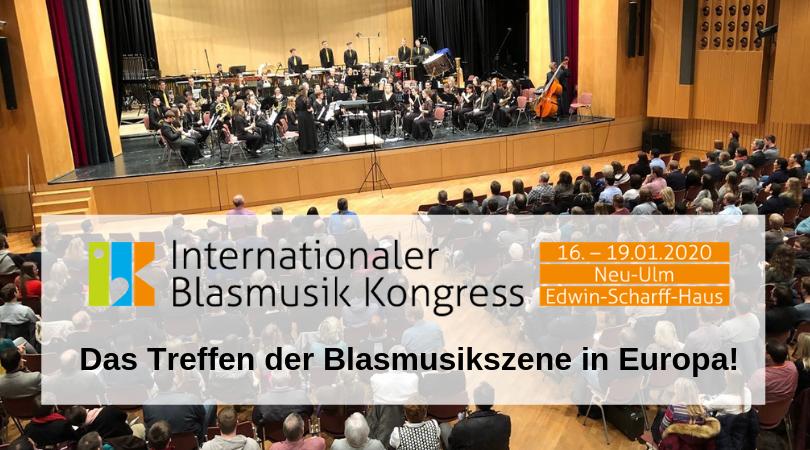 IBK 2020 Das Treffen der Blasmusikszene in Europa!