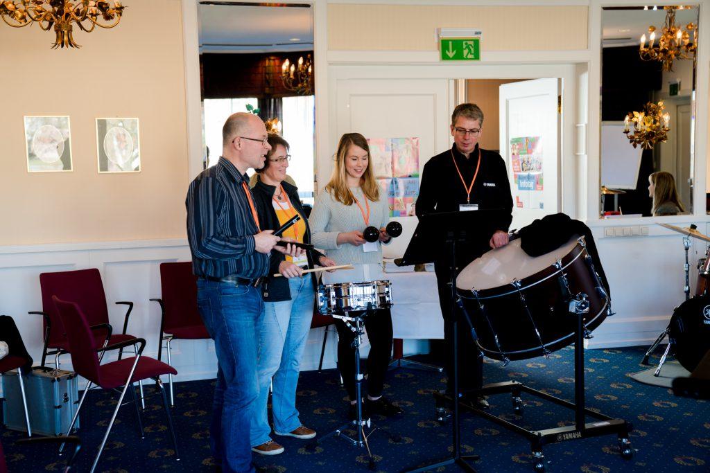IBK Workshop Schlagzeug