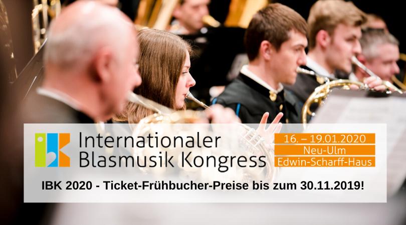 IBK 2020 Frühbucher