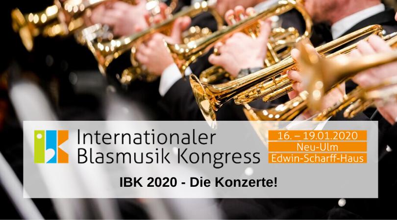 IBK 2020 Die Konzerte